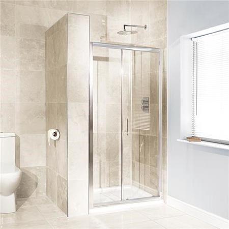 Aquafloe 6mm 1000 Sliding Shower Door Shower Doors Shower Remodel Small Shower Remodel