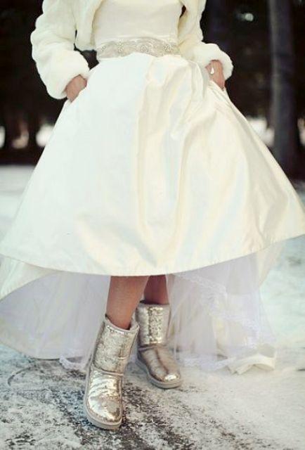 30 Schicke Winter Hochzeit Schuhe Und Stiefel Ideen Modekreativ Com Winter Hochzeit Schuhe Winter Hochzeit Kleidung Schuhe Hochzeit