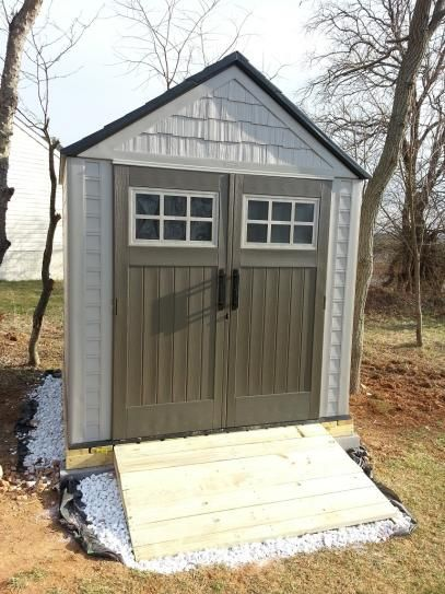 12 Best Sheds Images On Pinterest | Garden Sheds, Sheds And Backyard Sheds