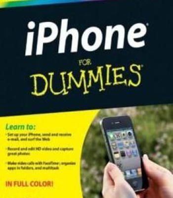 iPhone For Dummies: Includes iPhone 4