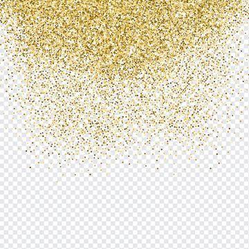 Gold Confetti Background 0706 Background Celebrate Celebration
