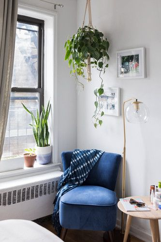 Houseplant Decor In Nyc Lower East Side Apartment Tour Home Decor Bedroom Home Decor Apartment Decor