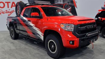 Toyota Trd Pro Chase Trucks Sema 2014 Photo Gallery Toyota Trd Pro Toyota Trucks