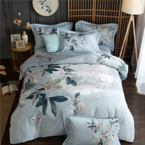 100 Cotton Bedding Set Full Cotton Duvet Cotton Bedspread Queen Duvet Cover King Bed Cover Queen Bed Cover Cotton King Duvet Cover In 2020 Queen Bedding Sets Cotton Bedding Sets Bedding Sets