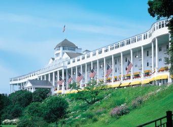 @Grand Hotel on Mackinac Island. #puremichigan