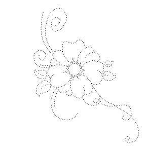 Moje Perelki Schematy Haft Matematyczny Kwiaty Embroidery Cards Pattern Embroidery Cards Rhinestone Designs Pattern