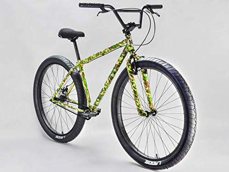 Mafiabikes Street Elite Bomma 29 29 Inch Wheelie Bike Skid Row