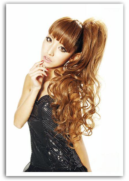 gyaru hairstyles | Gyaru Hairstyle - WIGS