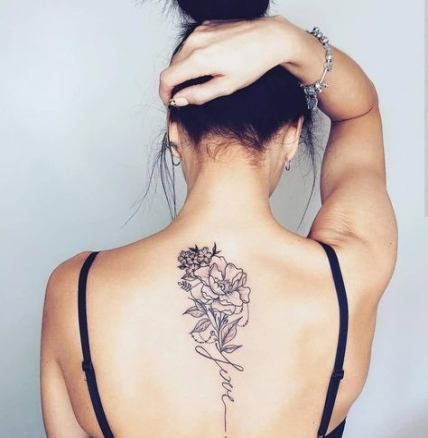 40 Cool Tattoo Ideas For Girls Who Want To Get Inked cool tattoos, creative tattoos, cool tattoo ideas for girls