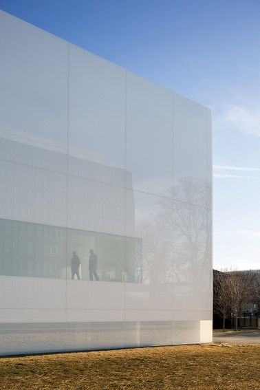 Corning Museum Of Glass Contemporary Art Design Wing Glass Facades Museum Architecture Architecture Glass