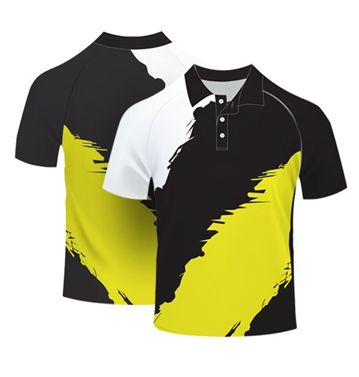3 Types Of Fabrics That Work Best With Sublimation Prints Polo Shirt Design Sports Polo Shirts Custom Polo Shirts