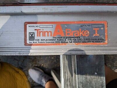 Sponsored Ebay Van Mark Trim A Brake Ii 10 6 T850 Portable Utility Siding Aluminum Brake In 2020 Metal Working Tools Aluminum Sheet Metal Siding