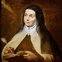 Top quotes by Saint Teresa of Avila-https://s-media-cache-ak0.pinimg.com/474x/cd/d3/02/cdd302d1444be62f79a8281803315bcb.jpg