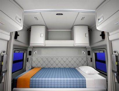 Best Semi Truck Sleepers Volvo 41 Ideas Truck Interior Semi Trucks Interior Truck Interior Accessories
