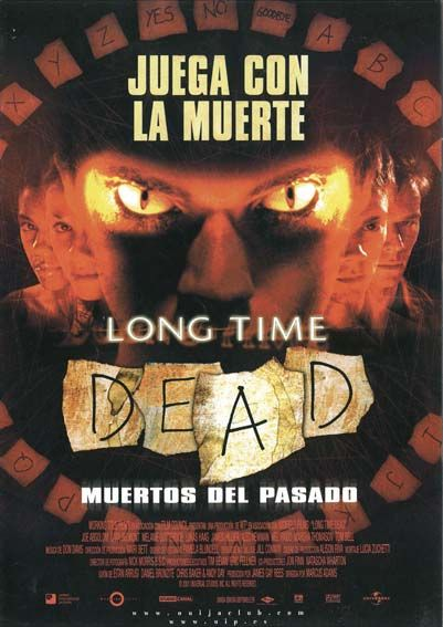 Long Time Dead Muertos Del Pasado 2002 Tt0251806 Cool Photos Full Movies Online Free Horror Movies
