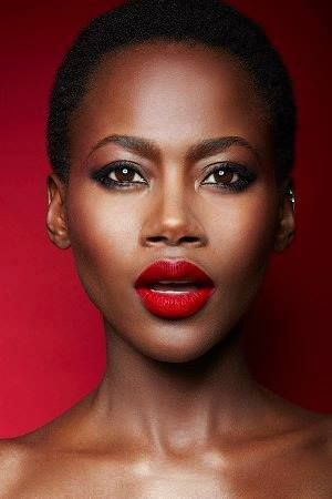 Glam it up: make up looks for women with deeper skin tones ...