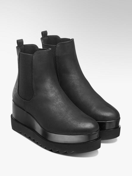 Nízke čižmy Chelsea značky Graceland vo farbe čierna - deichmann.com ... e4ff5bf5210