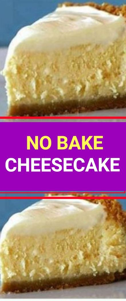 5 Minute 4 Ingredient No Bake Cheesecake Ingredients 1 Can Of Sweetened Condensed Milk 1 8 Ounce Easy Cheesecake Recipes Condensed Milk Recipes Desserts
