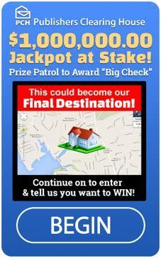 Image result for pch 10 million sweepstakes entry   pch