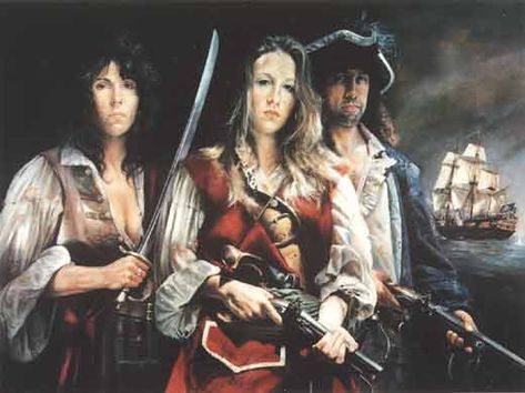 Paper Droids – Awesome Ladies in History: Anne Bonny
