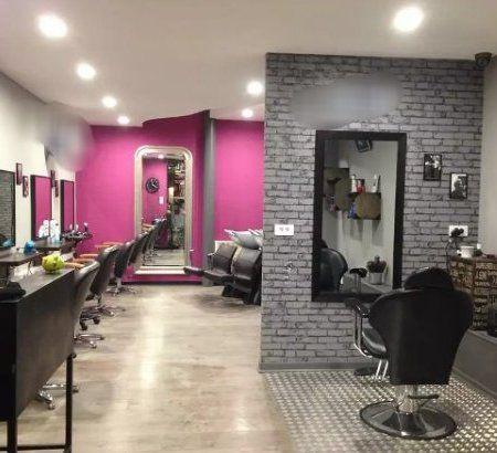 21++ Salon de coiffure noire inspiration
