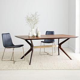 Jensen Dining Table 76 Walnut Design Idea In 2019 Mid