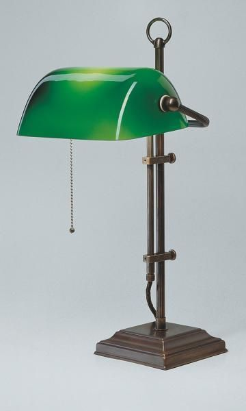 Berliner Messinglampen Bankerslampe W2 Grun In Antik Tischleuchte Neu Lampen Berliner Messinglampen Beleuchtung