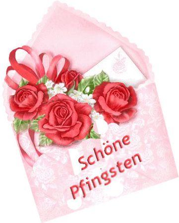 Pfingstbrief Frohe Pfingsten Frohe Pfingsten Lustig Und