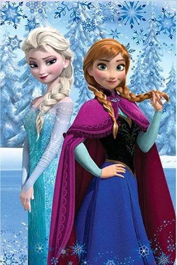 Estas Imagenes De Elsa Y Ana Son Una Genial Alternativa Para Hacer Juegos Caseros Como Un Mem Frozen Personajes Dibujos De Frozen Personajes Animados De Disney