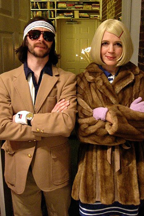 royal tenenbaums halloween couple costume