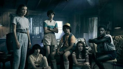 Stranger Things season 3 is here, and the Fourth of July was the perfect choice