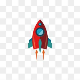 Space Ship Cartoon Spacecraft Vector Red Vector Spaceship Vector Free Graphic Design Cartoons Png Spaceship Clipart