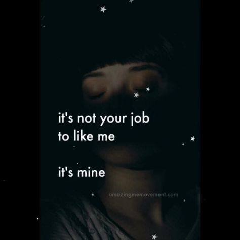 Don't forget it's your job to like you, not everyone else's. Here are 10 self love quotes to help you with that. #selflovequotes #selflovequotespositivity #selflovequotesforwomen #inspirationalselflovequotes #selflovequotesaffirmations #selflovequotesconfidence #selflovequotesrecovery #happinessselflovequotes #mentalhealthselflovequotes #motivationalselflovequotes #strengthselflovequotes #videoquotes