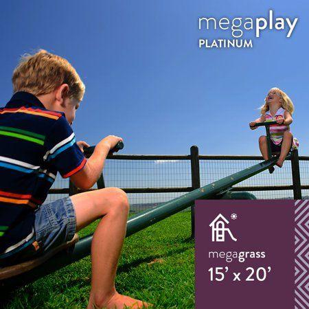 Megagrass Megaplay Platinum 15 X 20 Ft Artificial Grass For Golf