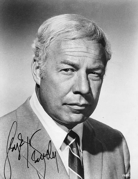 George Kennedy (1925-2016) US Army, served 16 years. R.I.P.