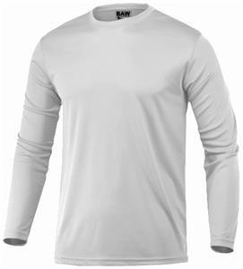 Baw Men S Long Sleeve Xtreme Tek T Shirts Shirts T Shirt Mens Tops