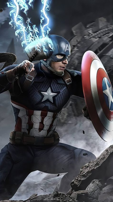 Captain America Avengers Endgame   4K wallpapers, free and easy to download