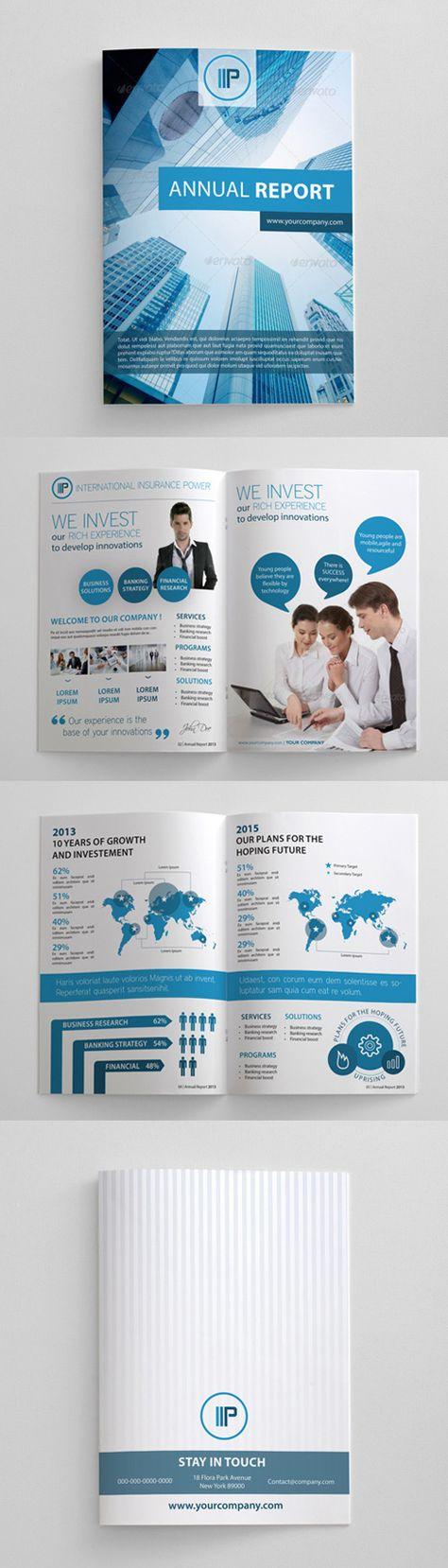Business Brochure Design Inspiration  Design