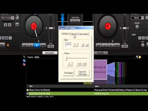 How to use cue points in virtual dj youtube.