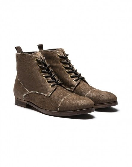 United Colors of Benetton Lace up Ankle Boot | Ankle boots