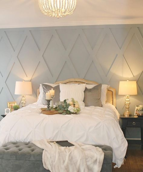 28 Popular Small Master Bedroom Makeover Ideas « inspiredesign You are in the right place about apartment ideas luxury Here we offer you the most beautiful pictur House Interior, Home Remodeling, Small Master Bedroom, Bedroom Interior, Home, Home Bedroom, Master Bedroom Makeover, Remodel Bedroom, Home Decor