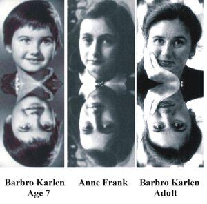 Anne Frank Past Life Story-Evidence of Reincarnation Video. Wicked