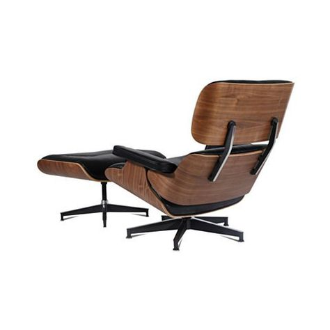 Emod Mid Century Eames Style Lounge Chair Ottoman Replica
