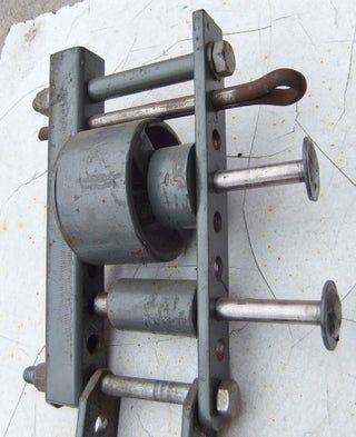 Diy Easy Metal Bender Metal Bender Metal Bending Tools Easy Diy