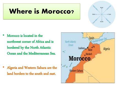 Pin By Carolina Navigators On Morocco Pinterest Morocco - Where is morocco