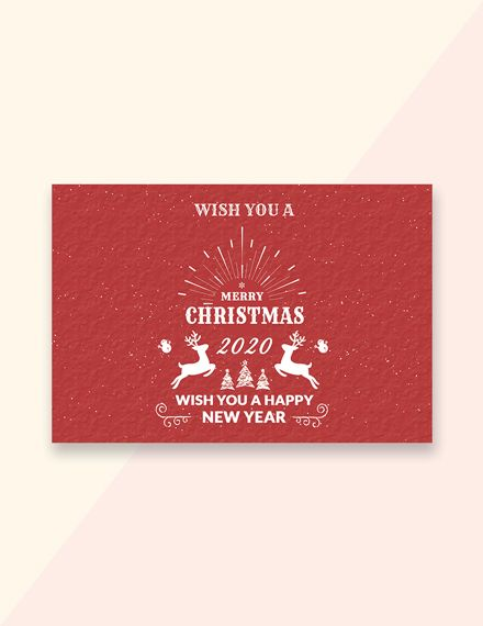 Retro Christmas Greeting Card Template Free Pdf Word Psd Apple Pages Publisher Outlook Christmas Greeting Card Template Greeting Card Template Christmas Greeting Cards