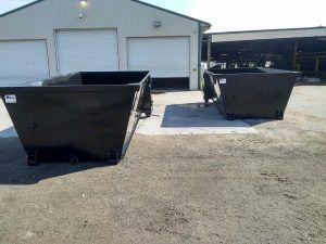 Tuff Built 20 Yard Dumpsters For Sale Augusta Ga Cedar Manufacturing In 2020 Dumpsters Yard Building