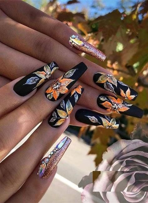 30+ Fabulous Nail Design Ideas That Add To Your Appearances
