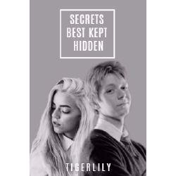 Secrets Best Kept Hidden A Fred Weasley Love Story Fred Weasley Harry Potter Stories Fred And George Weasley