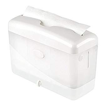 Simply Home Usa Countertop Multifold Hand Towel Dispenser Plastic